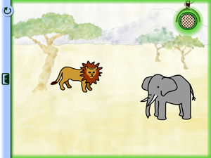 Wild animals in Voxpix